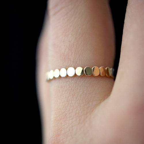 Stepping Stone Stacker Ring - JoeyRae