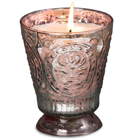 Fleur de Lys Candle Sunlight in the Forest - JoeyRae