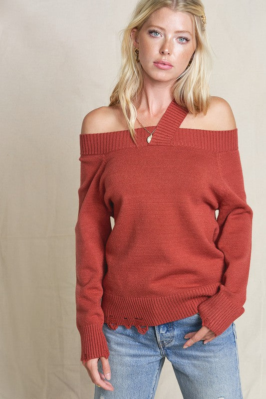 Holly Knit Sweater
