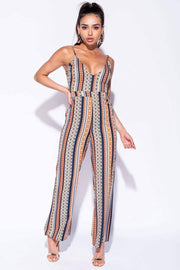 Retro Vibes Jumpsuit