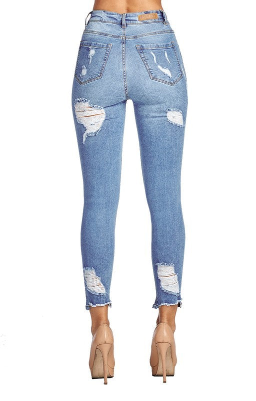Wild Side High-Rise Jeans