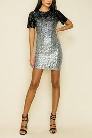 Anthem Sequin Dress - Dapper Dearest
