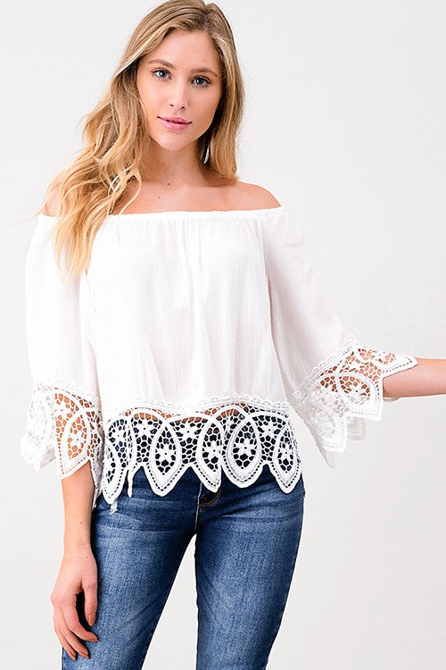 Marni Off The Shoulder Top