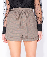Cassidy Paperbag Shorts