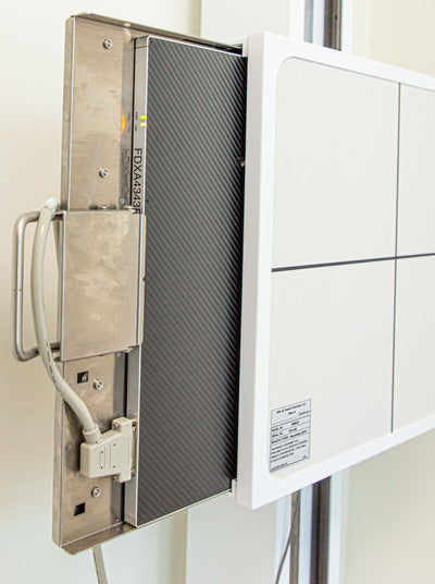 Patient Image - Flat Panel DR System 17 x 17 CSI Tethered