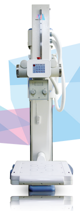 MAK1000 Urgent Care Straight Arm System and digital DR panle Package