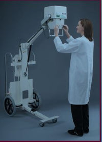 Source Ray PowerMax 1260 Portable X-ray System