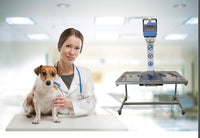 DIRECTVET - Veterinary Portable X-ray System with Digital X-ray Panel