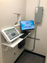 TXR GP-6 System, Urgent Care and wireless DR package