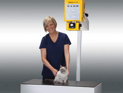 MinXray XRT100+ Compact Table - Veterinary X-ray
