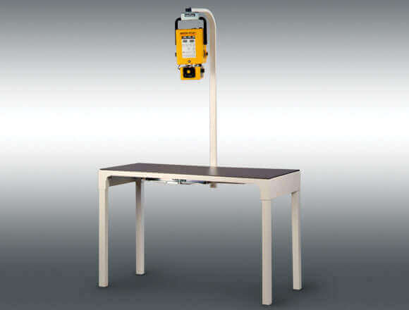 MinXray XRT300 Compact Table - Veterinary X-ray