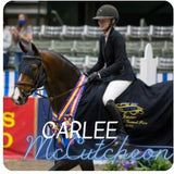 15-Year-Old Carlee McCutcheon Reins in First Grand Prix Win with MTM Unexpected at Pin Oak Charity Horse Show