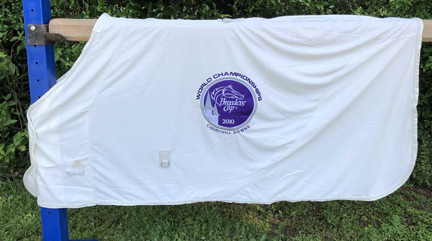 "★ Sporty Cooler 78"" - Breeders' Cup Churchill Downs 2010 ★ - Fenwick Equestrian"