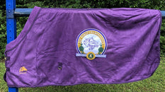 Clearance Embroidery-EquSuede Cooler/Blanket Breeders' Cup 2015