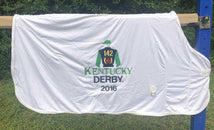 Clearance Embroidery-Bamboo Cooler-Kentucky Derby 2016