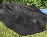 EquSuede Sherpa fleece Lap Blanket / Throw - Fenwick Equestrian