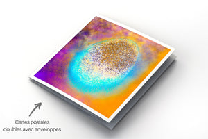 Digital art paintings to buy made on iPad Pro. Artwave is an online gallery of artworks by a french artist.