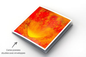 "Artwave Postcard / ""Coupe d'Élection"" - GalerieArtwave"