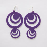 Groovy Moovy earrings