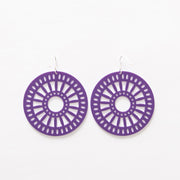 Feels Like Wheels earrings