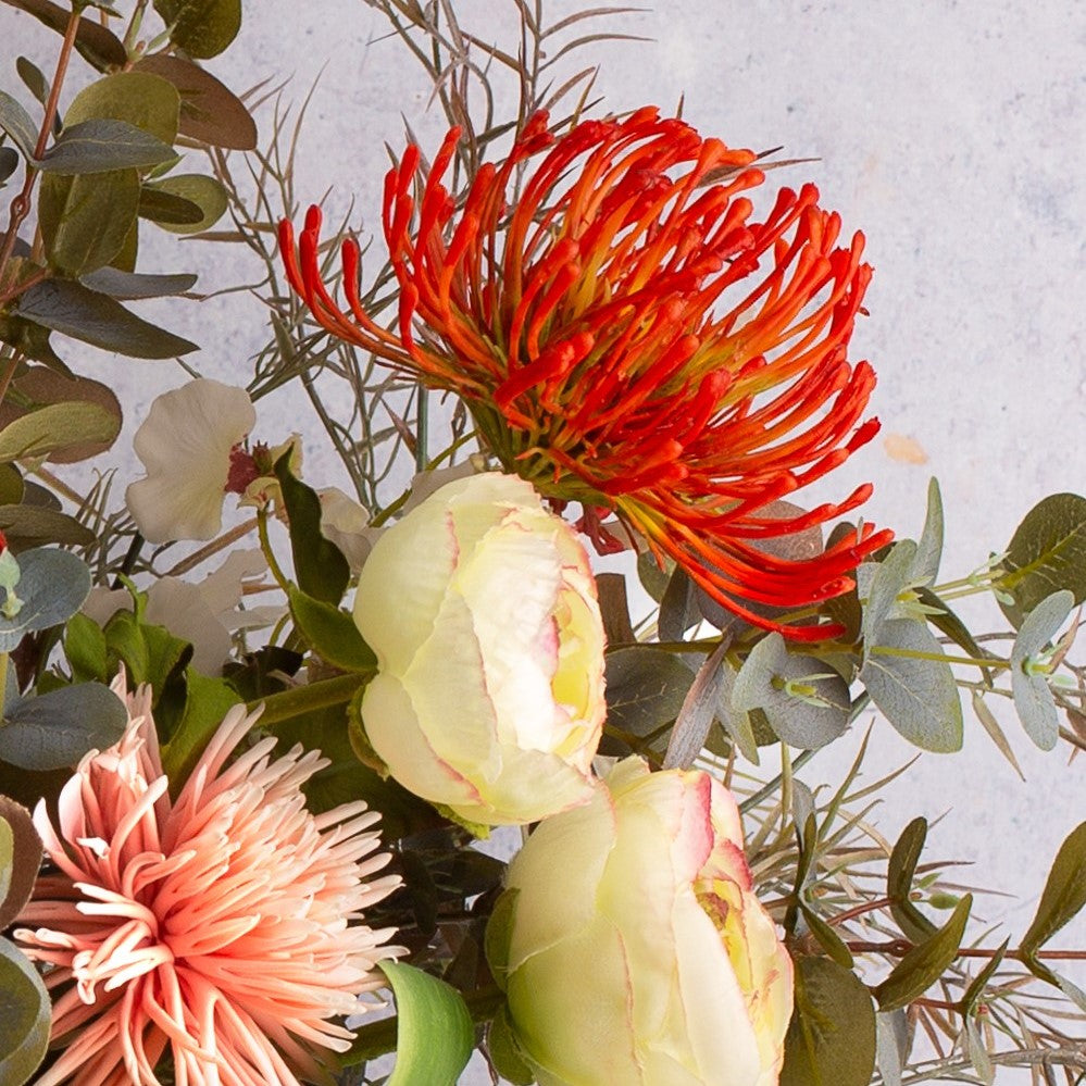 Burnt Orange Protea