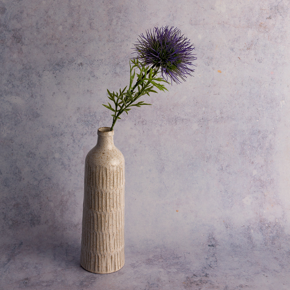 Purple Globe Thistle