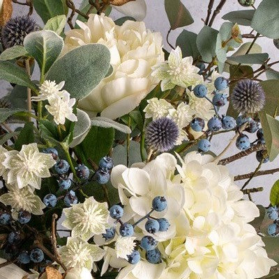 Manor House Blue Bouquet