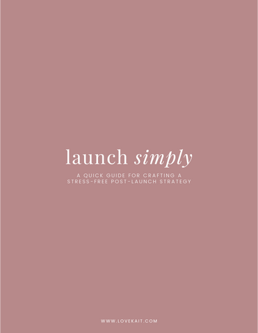 Launch Simply