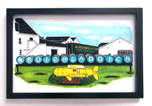 Load image into Gallery viewer, Bruichladdich Yellow Submarine - Print - 11x17""