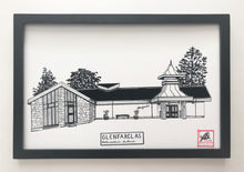 Load image into Gallery viewer, Glenfarclas Distillery - Limited Print - 11x17""