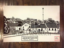 Load image into Gallery viewer, Auchentoshan Distillery - Print - Various Sizes
