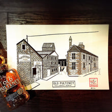 Load image into Gallery viewer, Old Pulteney Distillery - Limited Print - 11x17""