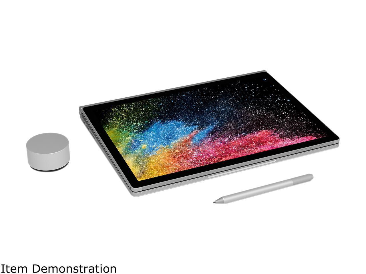 Microsoft Surface Book 2 HMW-00001