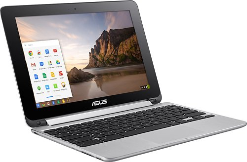 Asus Chromebook Flip and Touch