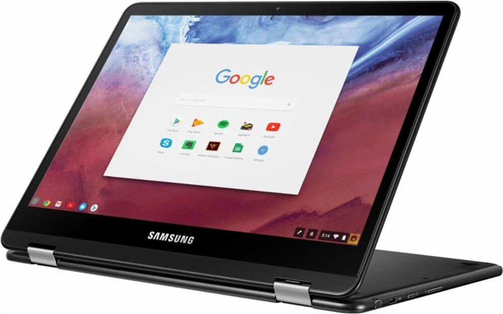 Samsung Chromebook Pro | Touch & Rotatable