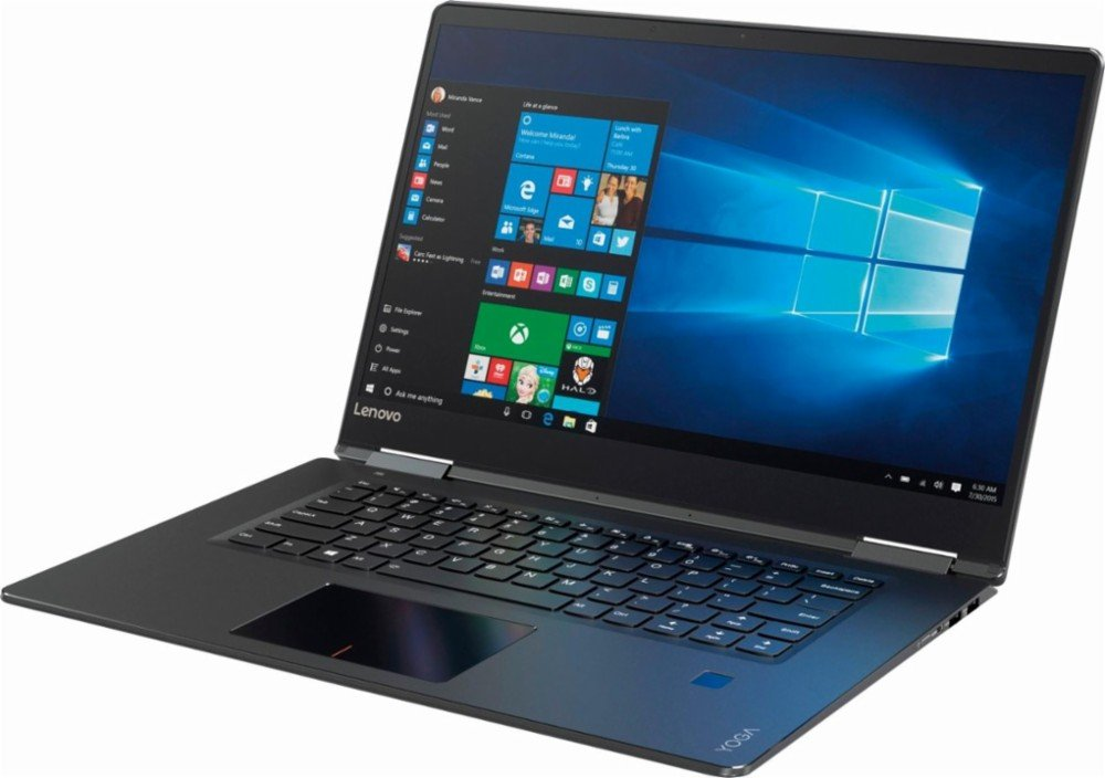 Lenovo - Yoga 710 2-in-1 11.6 Touch-Screen