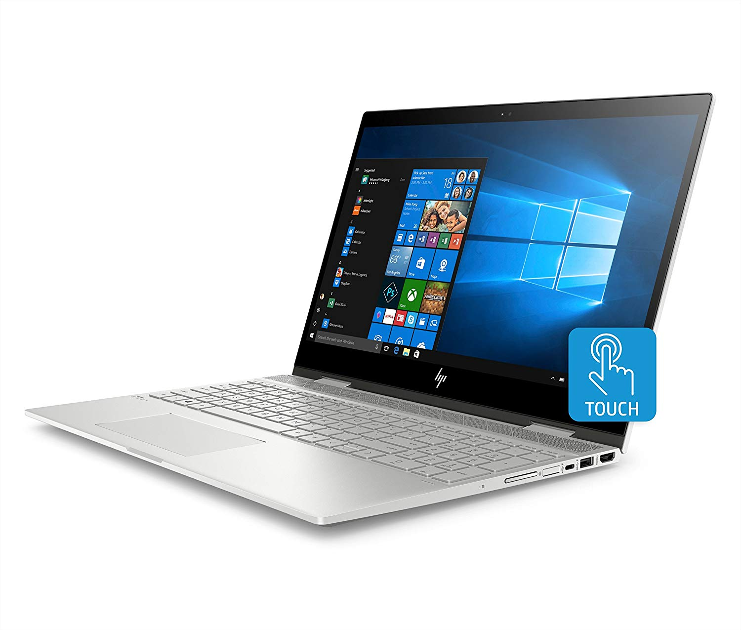 "HP - ENVY x360 2-in-1 15.6"" Touch-Screen"