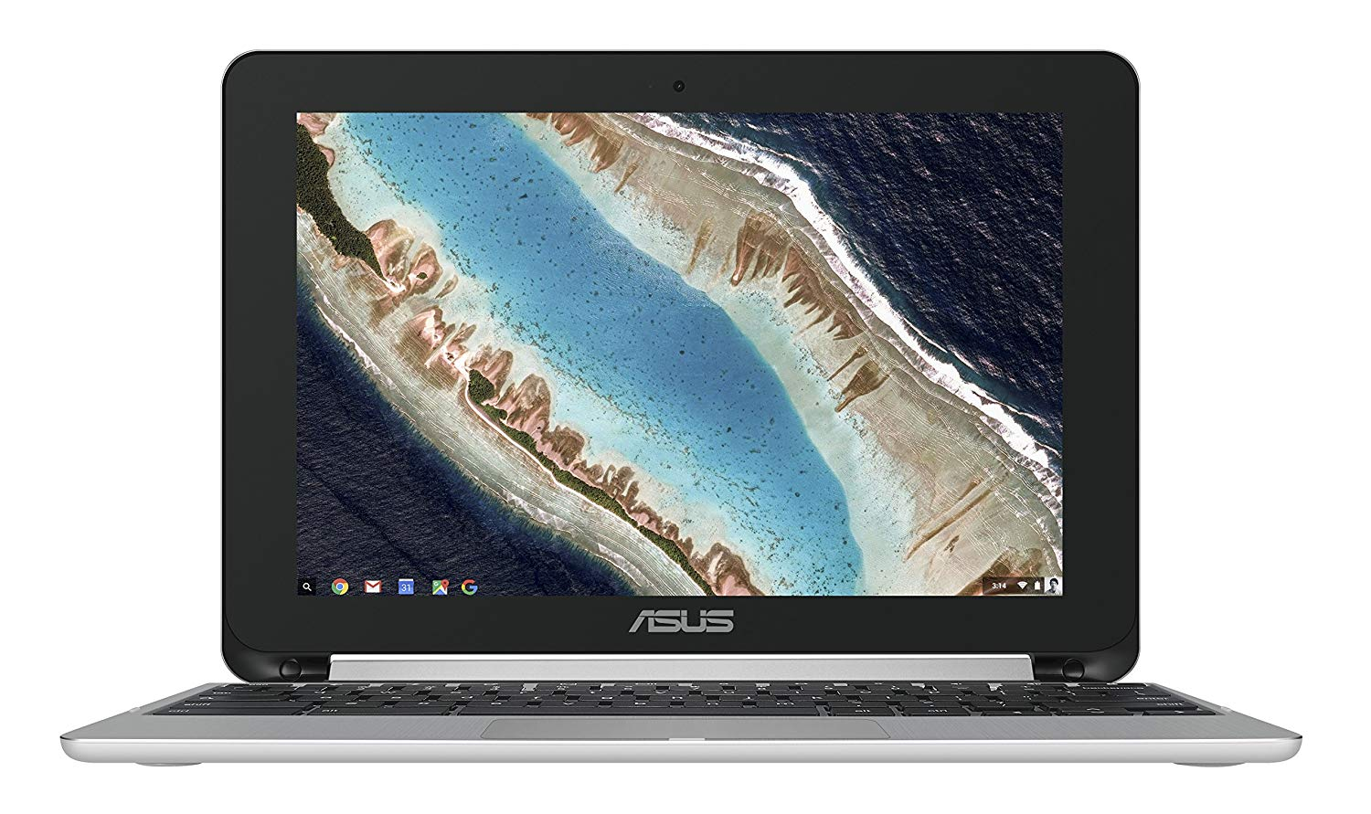 Asus Flip C101PA Touch-Screen Chromebook