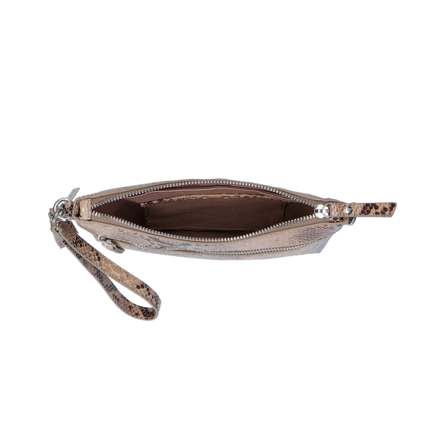 Crossbody | Serpentes  01POUCH Beige