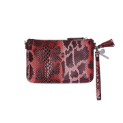 Crossbody | Serpentes  01POUCH Red