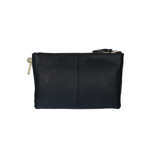 Crossbody clutch | Beau Veau 04CLUTCH Black