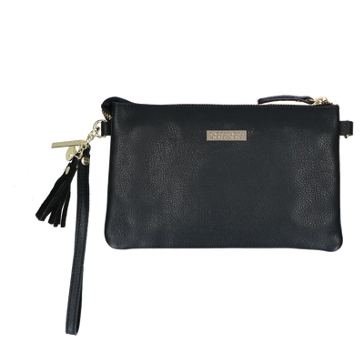 Crossbody | Beau Veau Light Gold Black