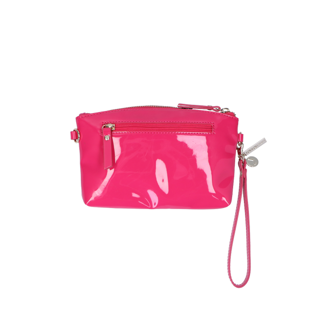 Crossbody clutch | Lollipop  06POUCH Fuchsia