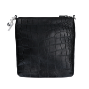 Crossbody | Vintage Croco 07POUCH Black