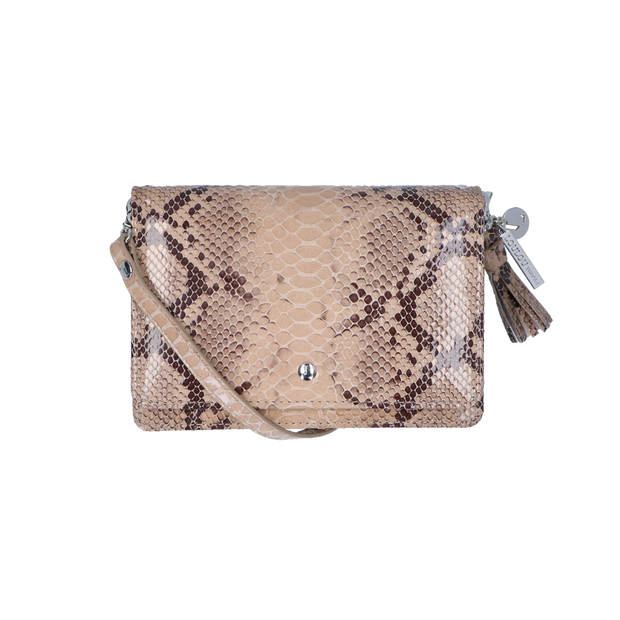 Crossbody  | Serpentes  10BAGXL Beige