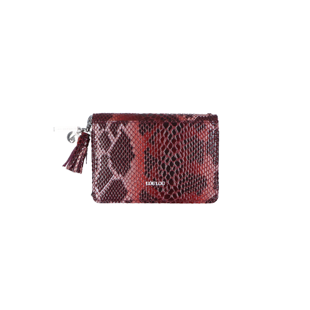 Crossbody | Serpentes  10BAGXL Red