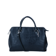 Laptoptas | Vintage Croco 12BAG Black