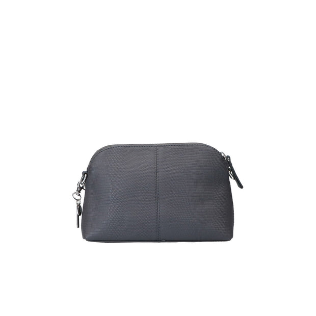 Crossbody tasje Lovely Lizard Dark Grey | 42Bag107S.002