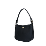 Shoulder bag | Beau Veau Light Gold 46BAG Black