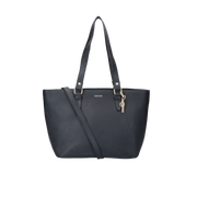 Handbag Beau Veau Gold 63BAG Black